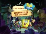 Los tesoros escondidos de Bob Esponja