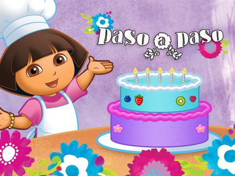 Dora: Paso a paso
