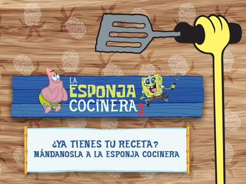 La Esponja Cocinera 2