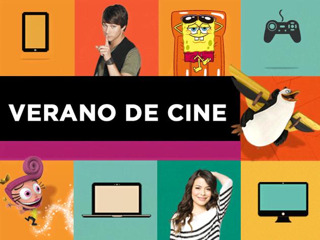 ¡¡ Pelis, juegos y fotos para pasar un verano de cine!!
