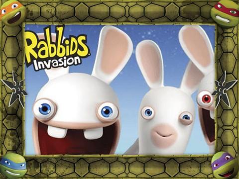 RABBIDS, LA INVASIÓN