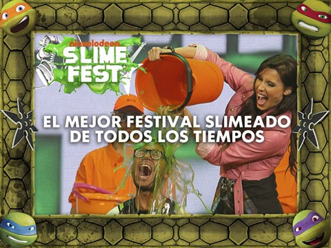 ¿Quieres saber cómo fue el Nickelodeon Slime fest? ¡Entra!