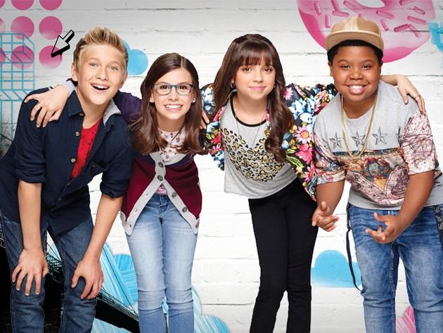 Game shakers: Conoce la nueva serie de Nickelodeon