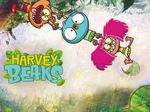 Harvey Beaks: ¡¡ESTRENO!! 5 de junio a las 20:35h