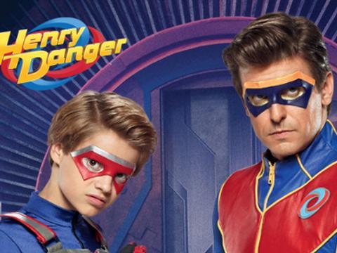 ¡HENRY DANGER!: La nueva serie de Nickelodeon
