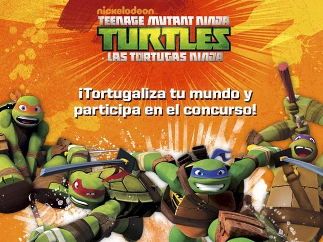 ¿A qué estas esperado para #TORTUGALIZAR tu mundo? ¡Entra y participa!