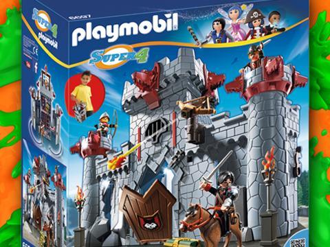 Juega con Playmobil