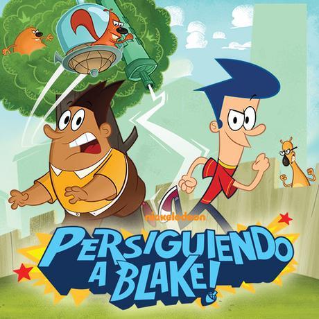 Persiguiendo a Blake