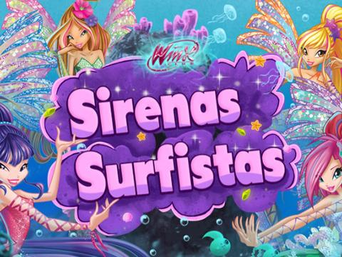 Winx: Sirenas Surfistas