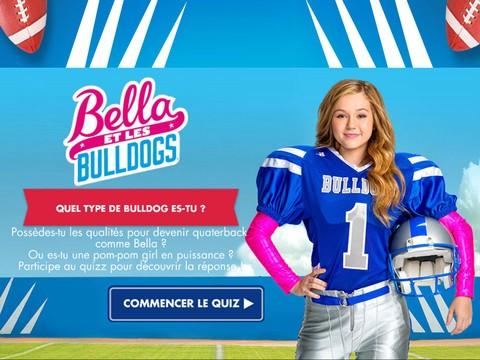 Bella et les Bulldogs : Quel type de Bulldog es-tu ?