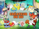 Bob l'éponge : Créateur de BD