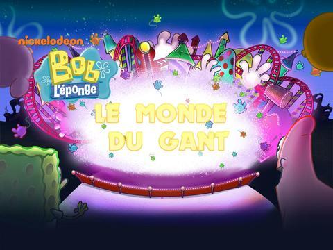 Bob l'éponge : Le Monde du Gant