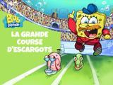 Bob l'éponge : La grande course d'escargots