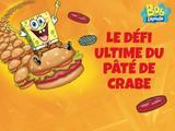 Le défi ultime du pâté de crabe