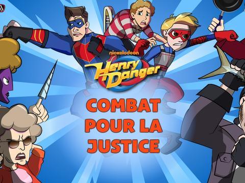 Henry Danger : Combat pour la justice