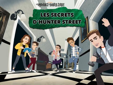 Les secrets d'Hunter Street