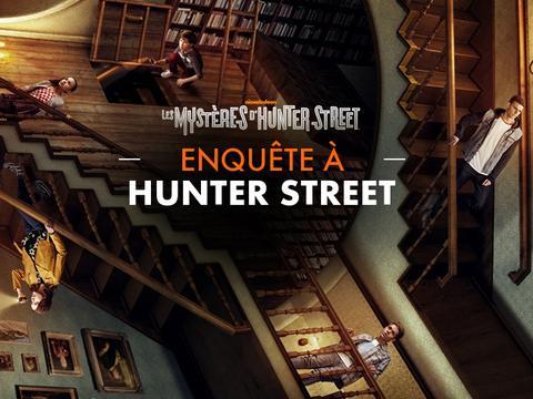 Enquête à Hunter Street
