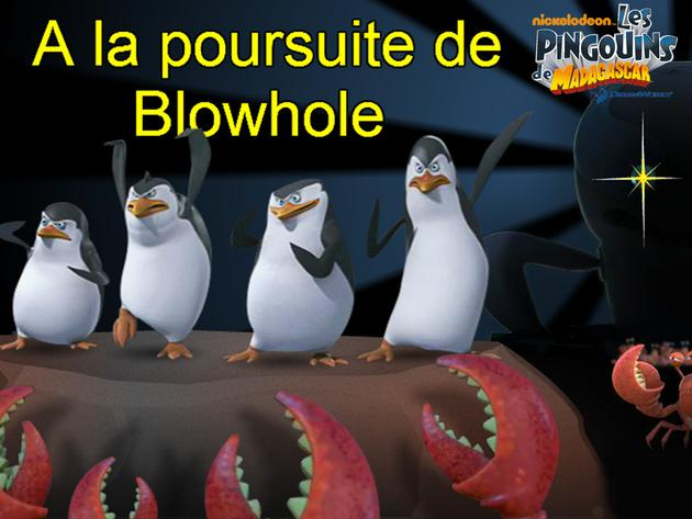 A la poursuite de Blowhole