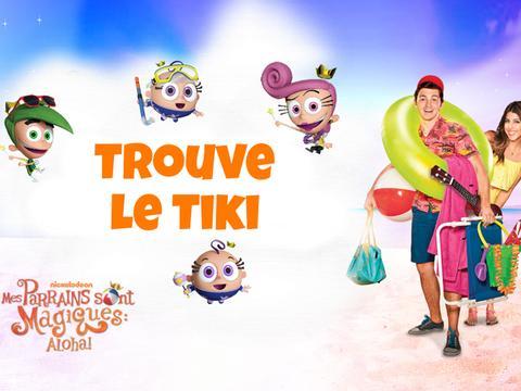 Trouve le Tiki
