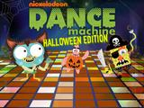 NICKELODEON : Dance Machine Halloween