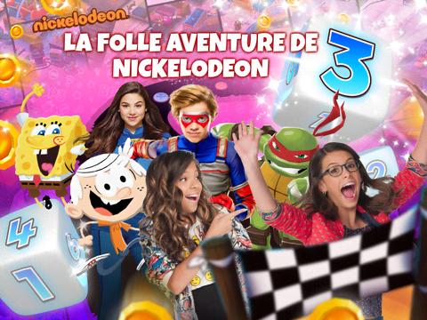 La folle aventure de Nickelodeon 3