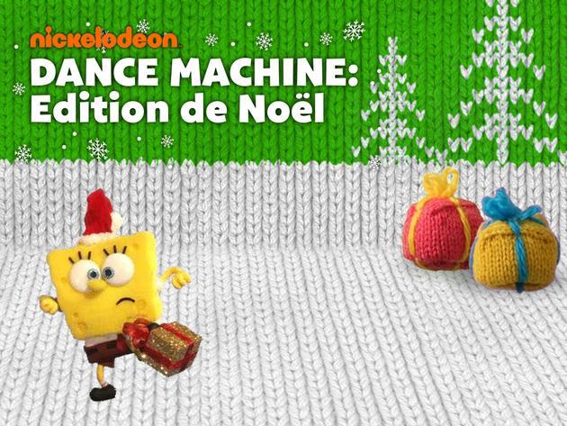 Dance Machine : Edition de Noël