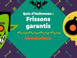 Quiz d'Halloween : frissons garantis