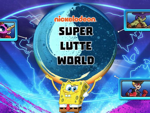 Super lutte World