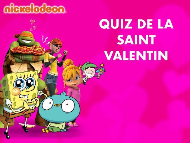 Quiz de la Saint Valentin