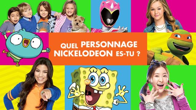Nickelodeon: Which Nickelodeon Character Are You? Quiz Game