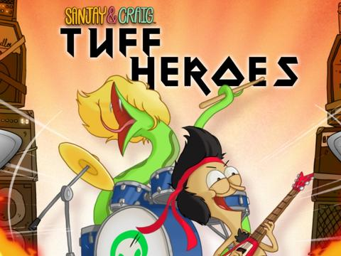 Tuff Heroes