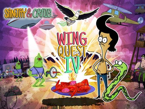 Wing Quest IV