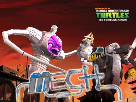 Tortues Ninja : Mech
