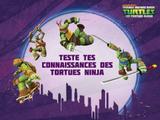 Teste tes connaissances des Tortues Ninja