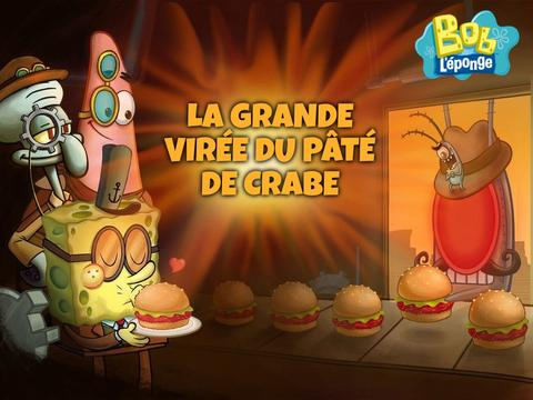 Bob l'éponge : La grande virée du Pâté de crabe