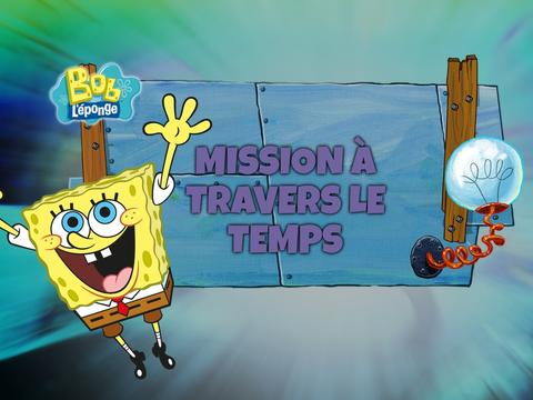 Bob l'éponge : Mission à travers le temps