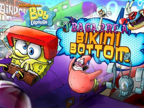 Bagarre à Bikini Bottom