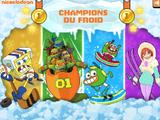 champions du froid