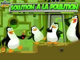 Solution à la pollution