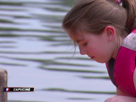 L'épreuve de la nage
