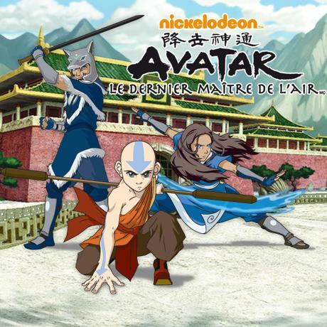 Avatar le dernier maître de l'air