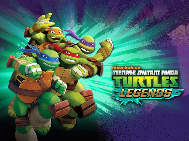 Les Tortues Ninja : Legends