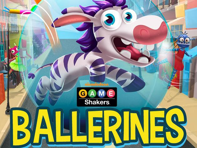 Game Shakers : Ballerines