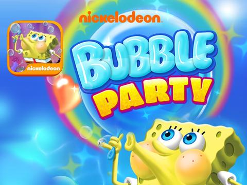 Bob L'Eponge : Bubble Party