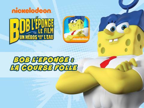 Bob L'Eponge : La Course Folle