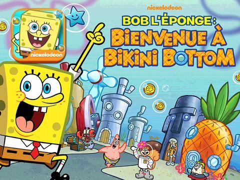 Bob l'éponge : Bienvenue à Bikini Bottom