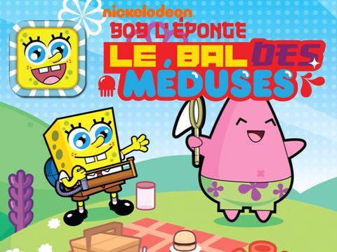 Bob l'éponge : le bal des méduses