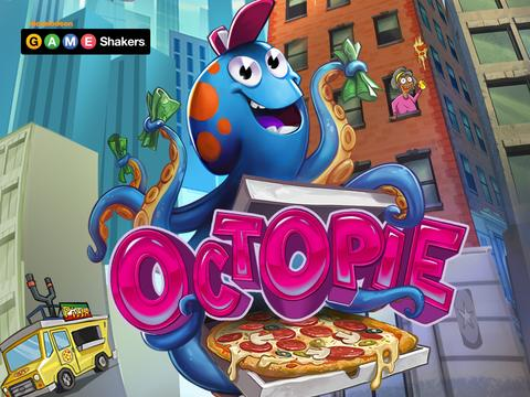 Game Shakers : l'appli OctoPie