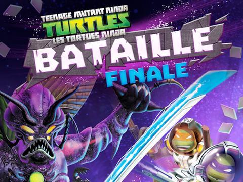 Les Tortues Ninja : Bataille finale