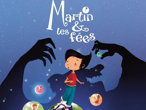 Concours Martin & les fées